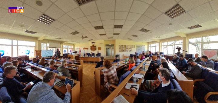 IL-Cajetina-vece Održana 10. sednica Skupštine opštine Čajetina (VIDEO)