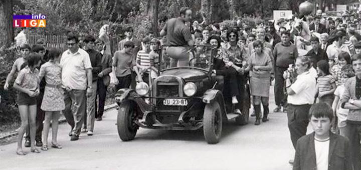 IL-nusicijada-parada-sevrolet Kraljica Draga na ulicama Ivanjice davne 1939. godine