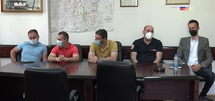 IL-prijem-kod-predsednika- Desetka za predsednika opštine Ivanjica (VIDEO)