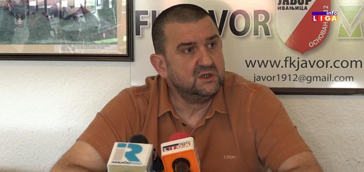 IL-Cija Lazović o Javoru, FSS-u i novom terenu u Ivanjici (VIDEO)