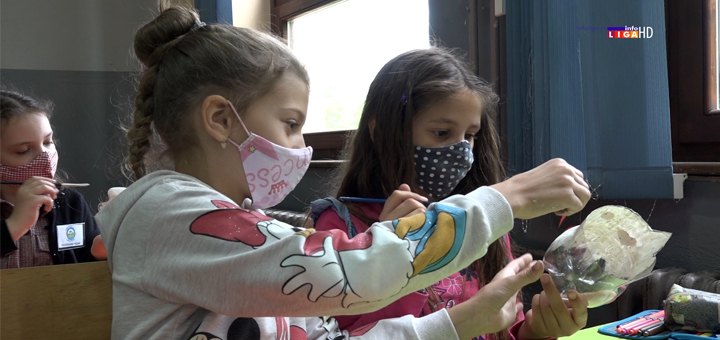 IL-Skola-Prilike-EKO-program- Ekološki redari u priličkoj školi (VIDEO)