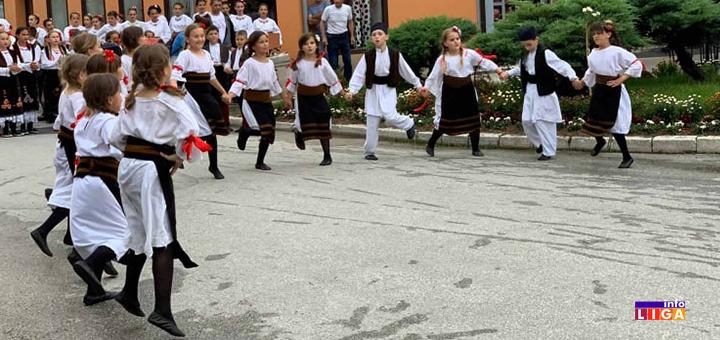 """IL-katici-folkolrni-kamp-centar- Folklorni kamp """"Katići 2021"""" okupio preko stotinu mališana iz cele Srbije"""