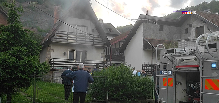 IL-kuca-pozar-instalacije-dotrajale Požar na porodičnoj kući u užem centru Ivanjice (VIDEO)