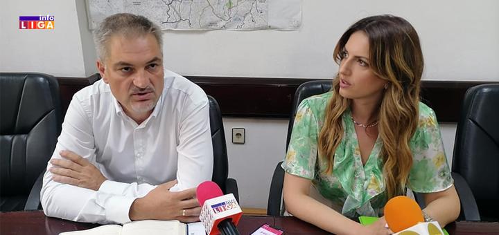 IL-Aleksandra-Camagic Pomoćnica ministra Aleksandra Čamagić u poseti Ivanjici (VIDEO)