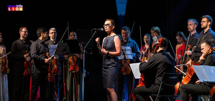 IL-Arlemm-Arilje-orkestar Arilje: STEFAN Milenković i Kameerata Akademika svečano otvarili manifestaciju ARLEMM 2021