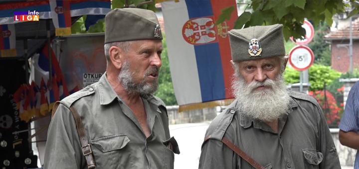 """IL-cetnicki-pokret.2 U Ivanjici obeleženi """"Dražini dani"""""""