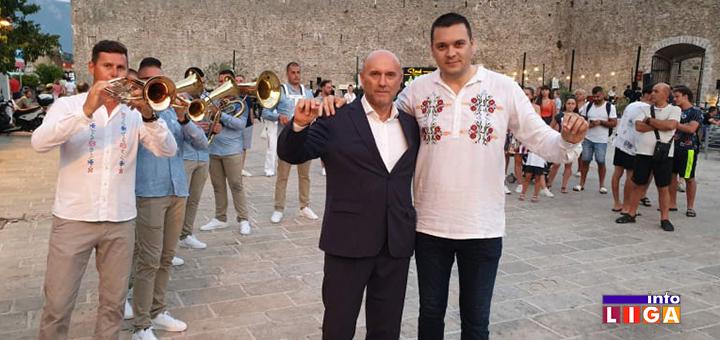 IL-promocija-Guca-TEKST- Sabor trubača uspešno promovisan u Crnoj Gori - Trube se orile Budvom, Herceg Novim i Igalom