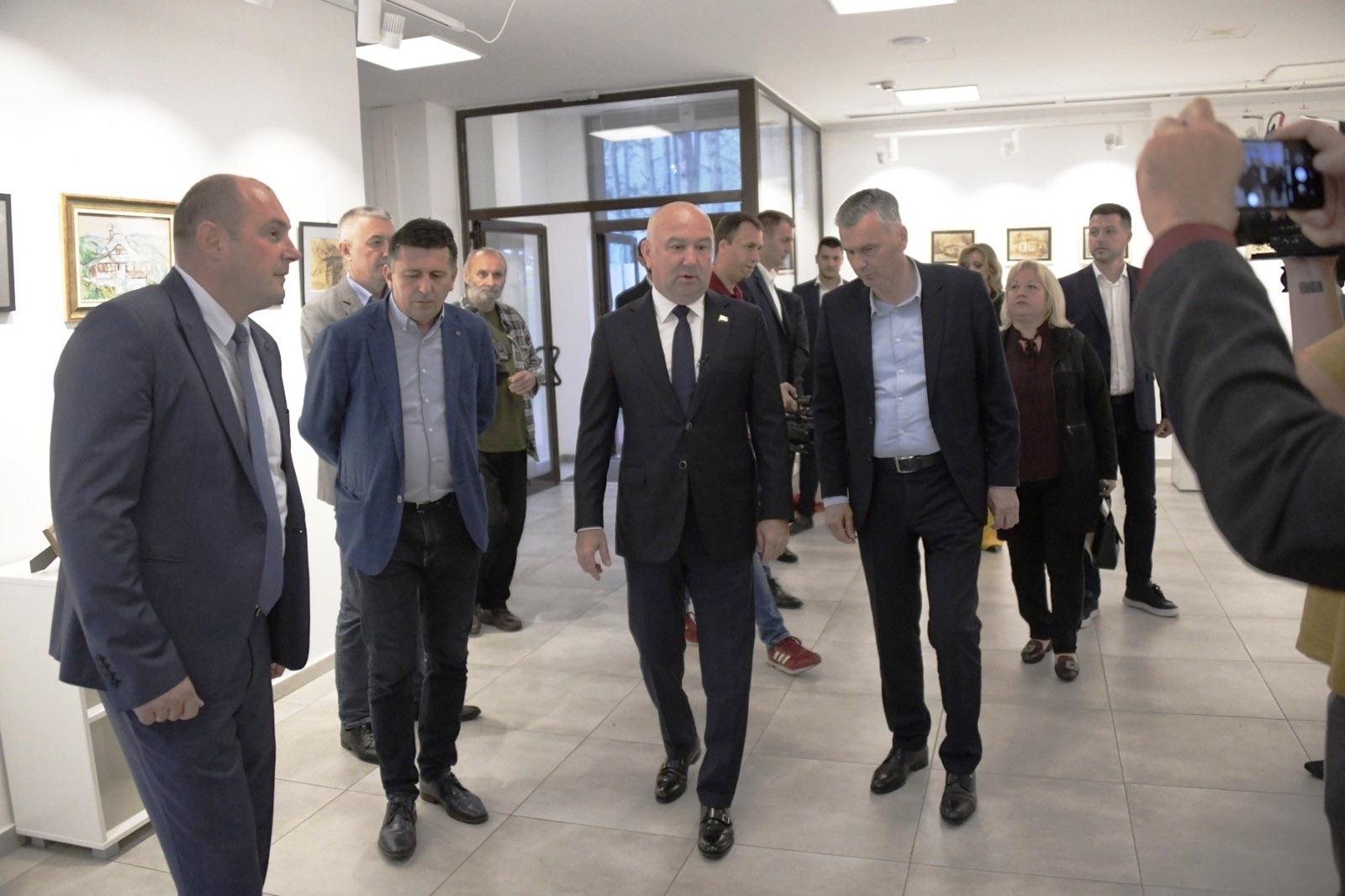 cajetina Otvoren Inovacioni biznis centar Zlatibor