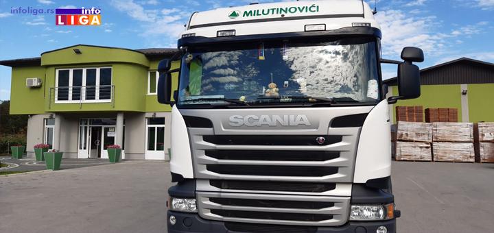IL-Milutinovic-kamion Firmi ''Milutinović doo'' potrebni vozači za medjunarodni transport