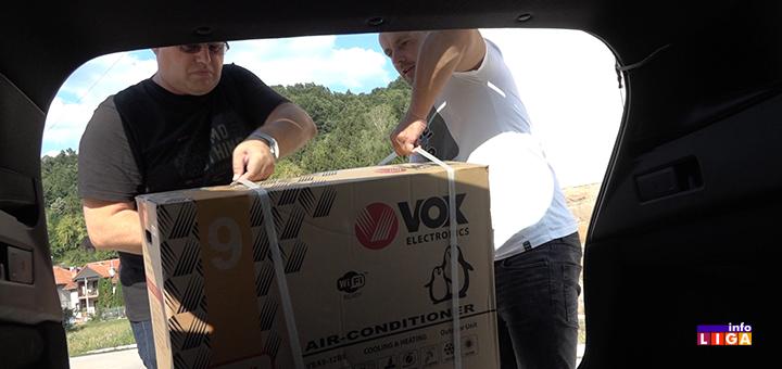 IL-klime-za-dijalizu- PREMIER taksi donirao klime Dijaliznom centru u Ivanjici (VIDEO)