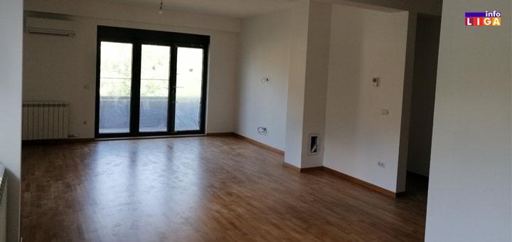 IL-stan-dnevna Prodaja stanova na ekskluzivnoj lokaciji u centru Ivanjice