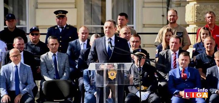 IL-Vulin-Novi-Sad Ivanjičani na smotri 200 dobrovoljnih vatrogasnih društava Srbije u Novom Sadu (FOTO)