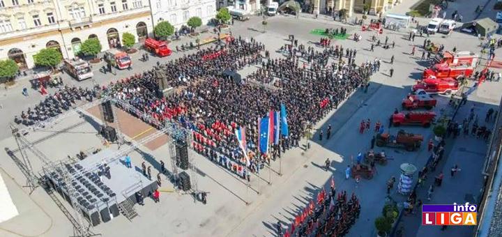 IL-novi-sad-vatrogasno-civilno Ivanjičani na smotri 200 dobrovoljnih vatrogasnih društava Srbije u Novom Sadu (FOTO)